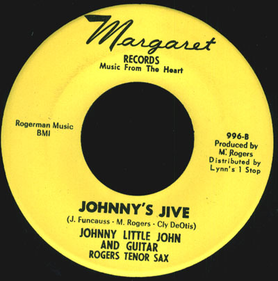 Johnny Little John