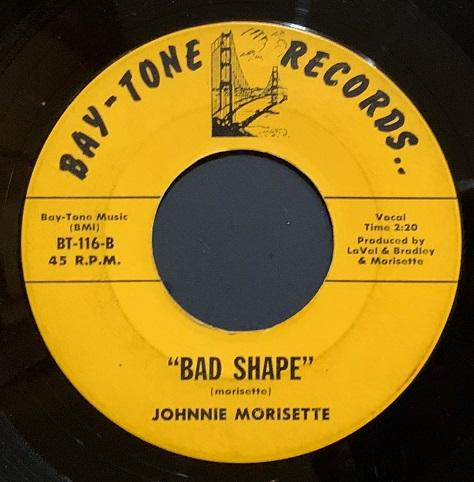 Johnny Morisette
