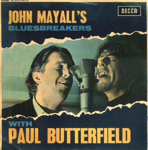 John Mayall / Paul Butterfield