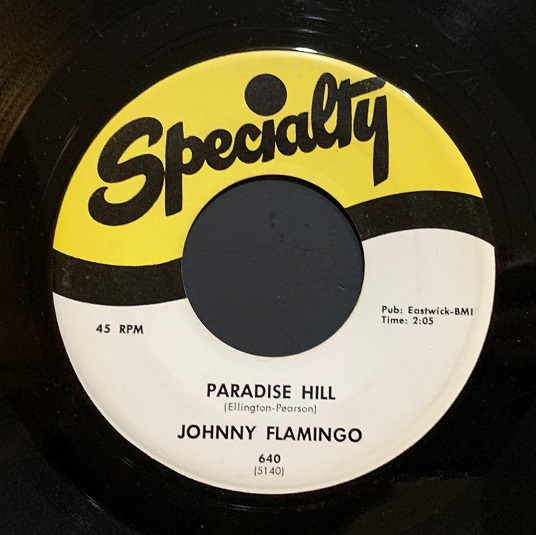Johnny Flamingo