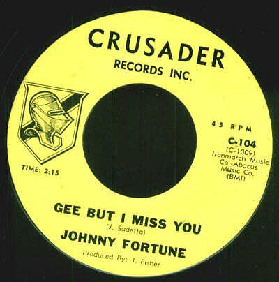 Johnny Fortune