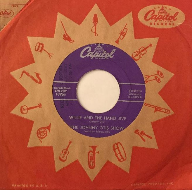 Johnny Otis Show