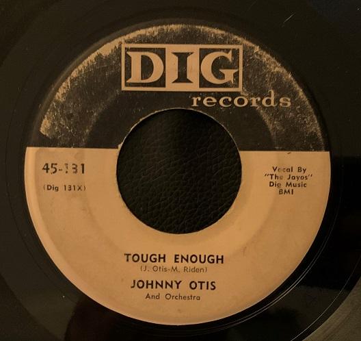 Johnny Otis w/The Joyos