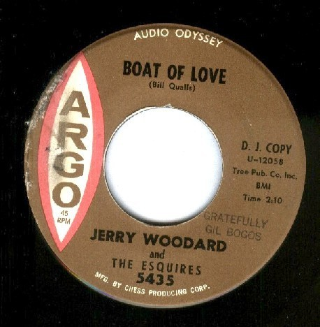 Jerry Woodard & The Esquires