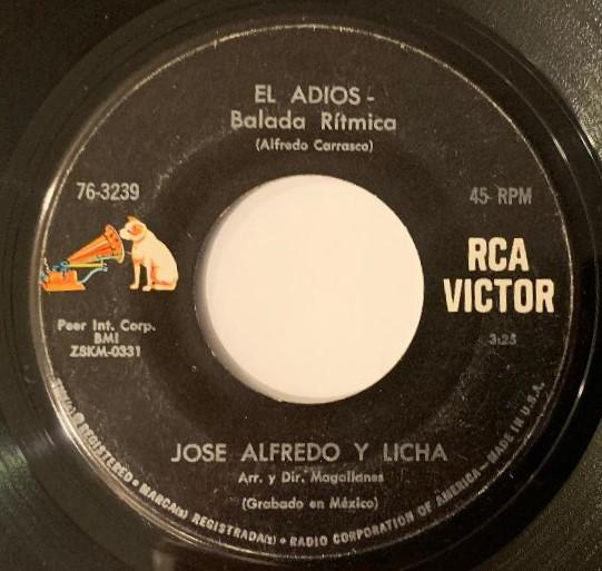 Jose Alfredo Y Lucia