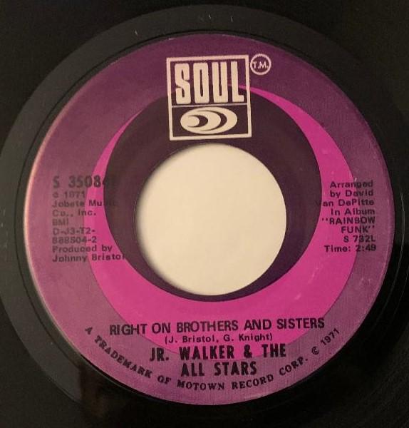 Jr. Walker & The All Stars