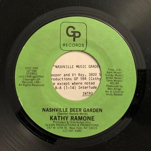 Kathy Ramone