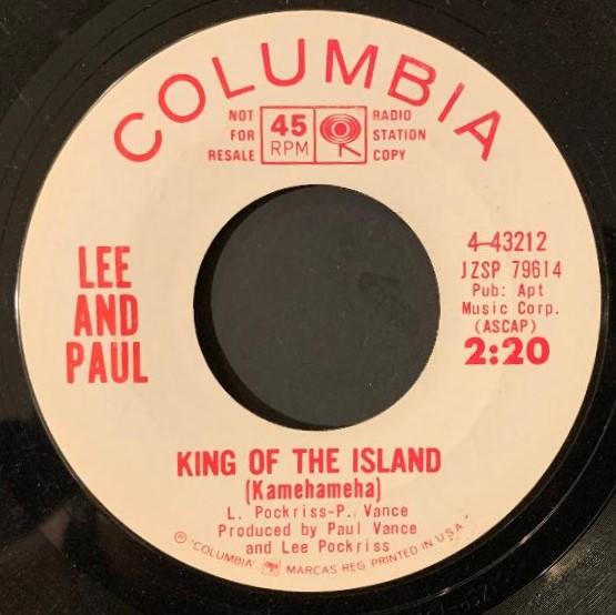 Lee & Paul