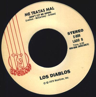 (BEATLES)Los Diablos