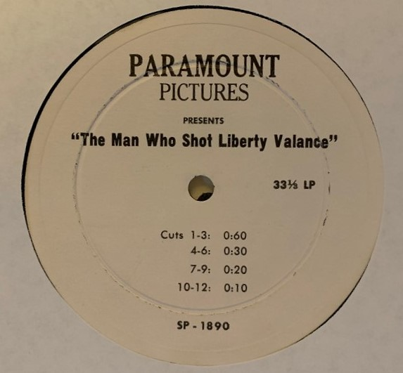 Man Who Shot Liberty Valance (1962)