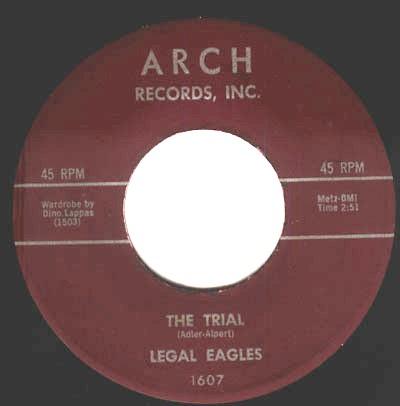 Legal Eagles(Herb Alpert/Lou Adler)