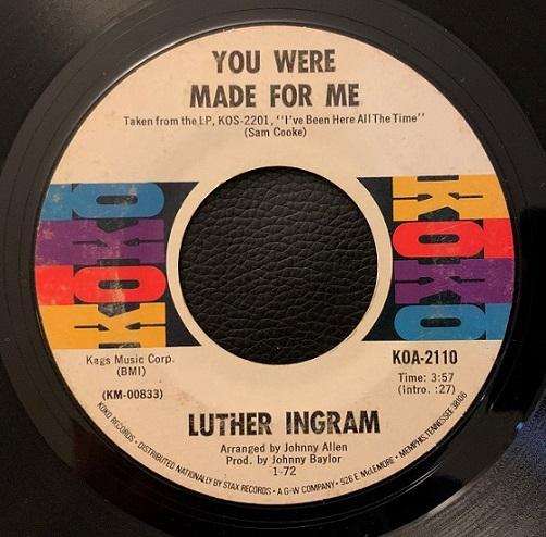 Luther Ingram
