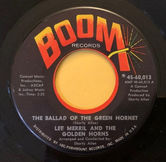 Lee Merril & The Golden Horns
