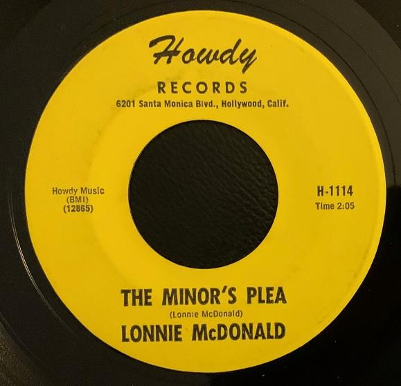 Lonnie McDonald