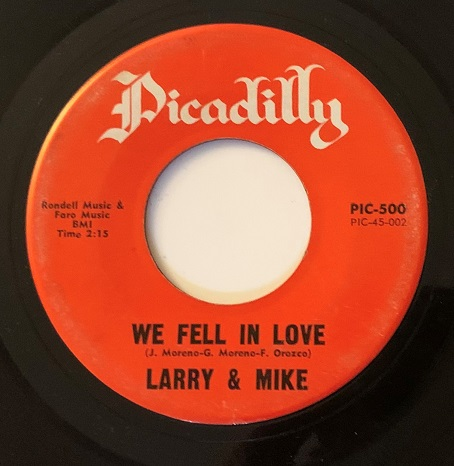 Larry & Mike