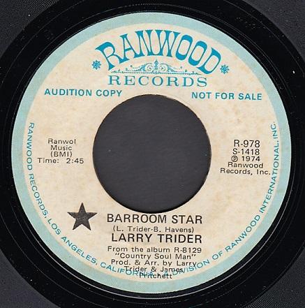 Larry Trider