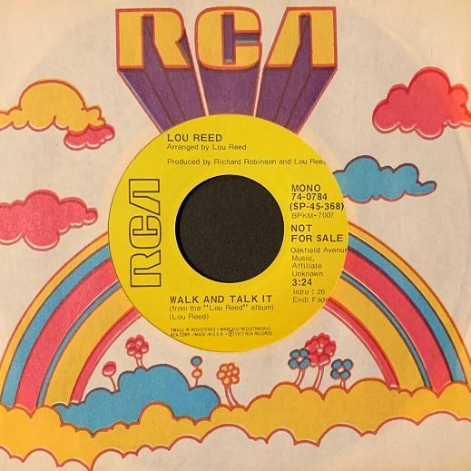 Lou Reed(Velvet Underground)