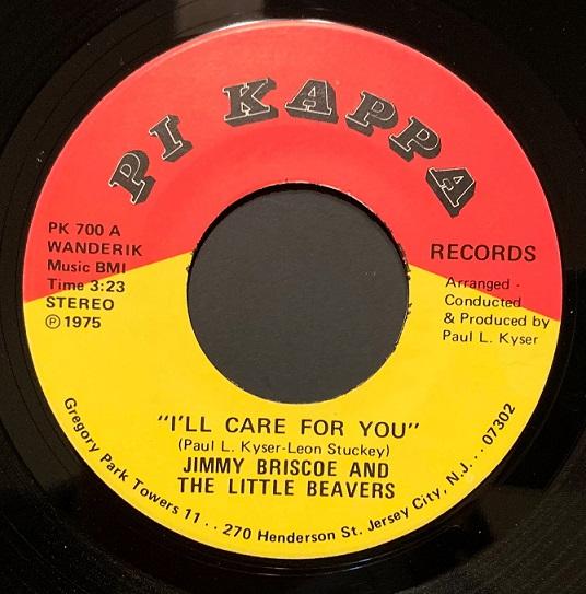 Jimmy Briscoe & The Little Beavers
