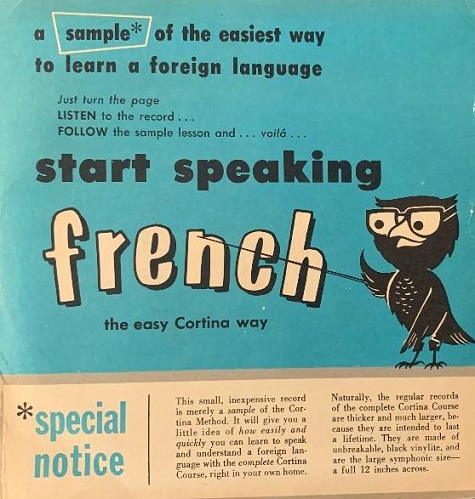 Start Speaking FRENCH