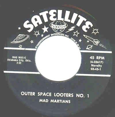Mad Martians