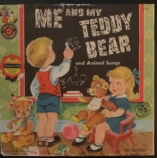 Me & My Teddy Bear