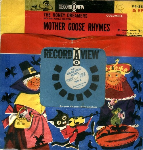Mother Goose Rhymes(w/View Master Reels)