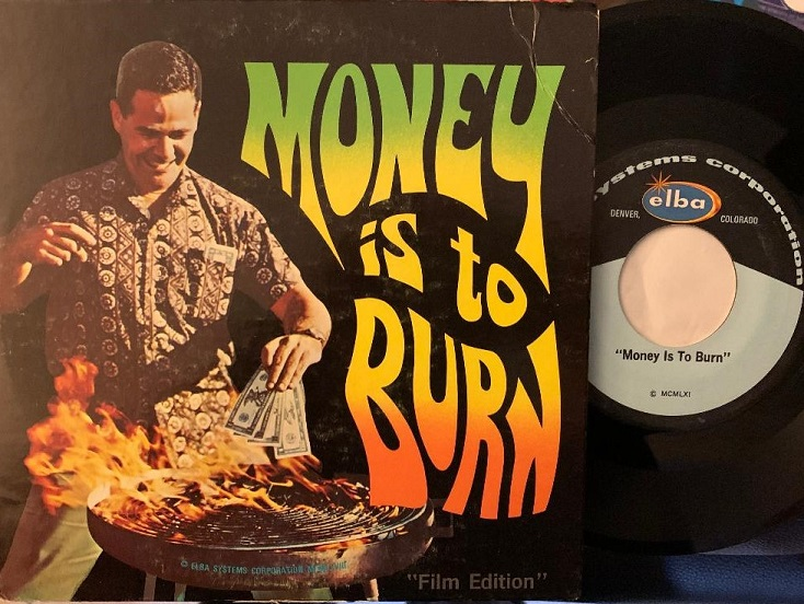 Money Is To Burn