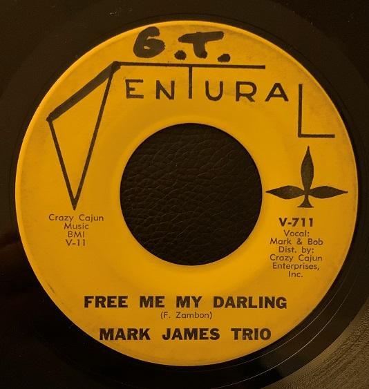 Mark James Trio
