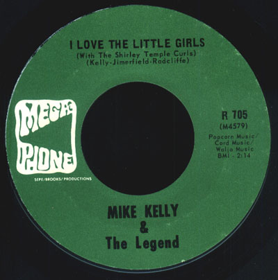 Mike Kelly & The Legend
