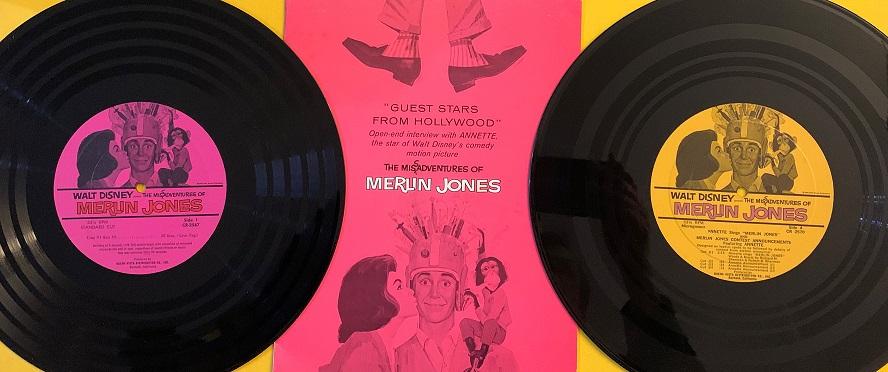 Walt Disney's Merlin Jones (1964)