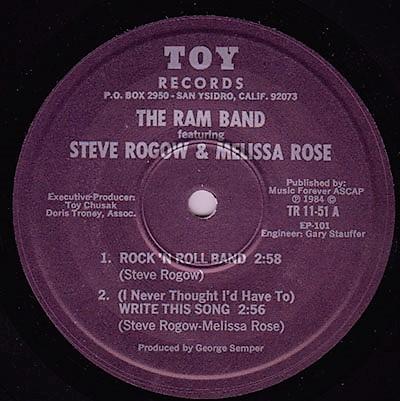 Ram Band(Steve Rogow / Melissa Rose)