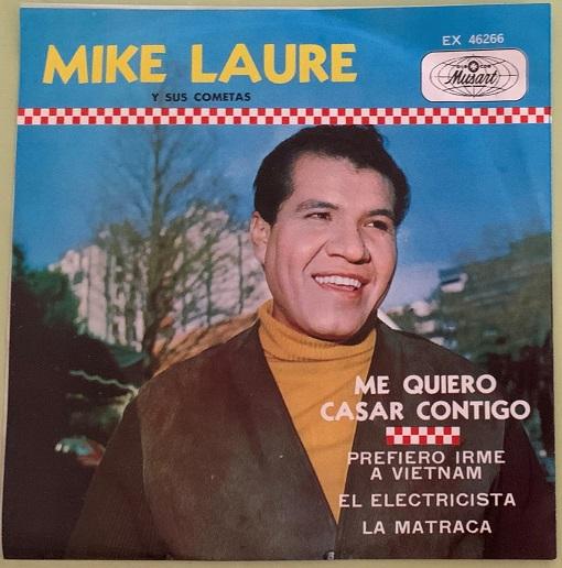Mike Laure y/Sus Cometas
