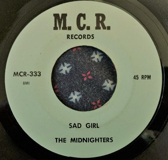 Midniters(Thee) / Ralfi Pagan