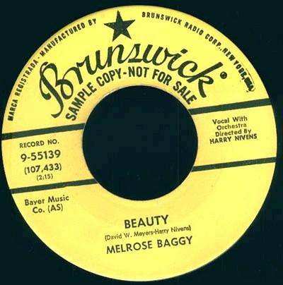 Melrose Baggy