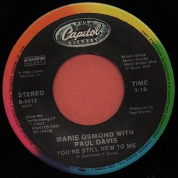 Marie Osmond & Paul Davis