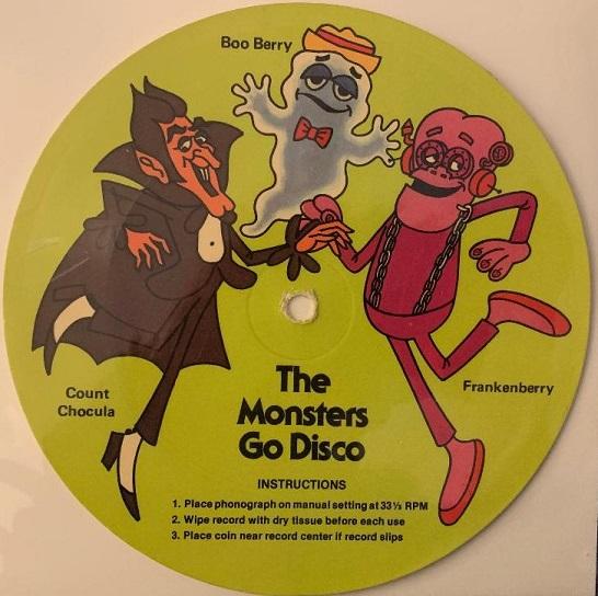 Monsters Go Disco
