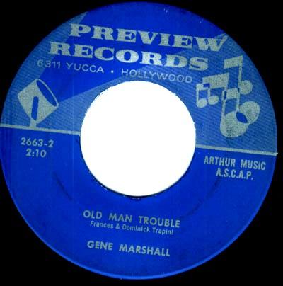 Gene Marshall