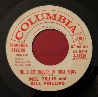 Mel Tillis & Bill Phillips