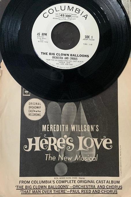 """Meredith Wilson's """"Here's Love"""""""