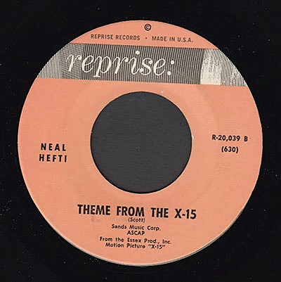 Theme From X-15