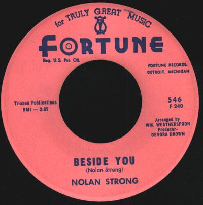 Nolan Strong & The Diablos