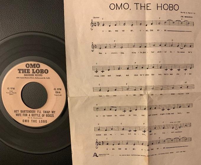 Omo The Lobo