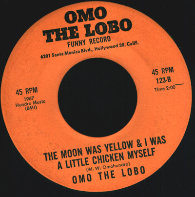 Omo The Lobo Smiley Joe Omohundro