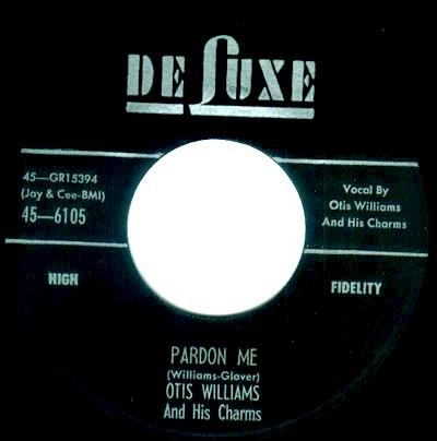 Otis Williams & His Charms