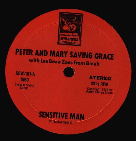 Peter & Mary Saving Grace