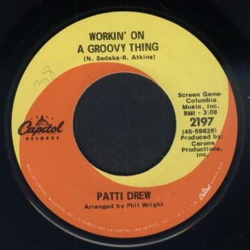 Patti Drew