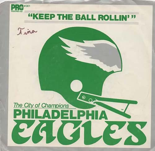 Philadelphia Eagles 1981
