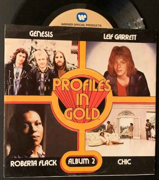 Genesis / Leif Garrett / Roberta Flack / CHIC