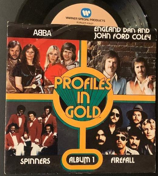 ABBA / Spinners / Firefall / England Dan John Ford Coley
