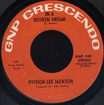 Python Lee Jackson